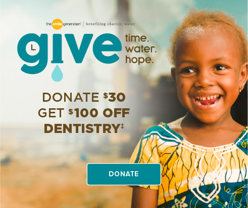 Donate $30, Get $100 Off Dentistry - Henderson Modern Dentistry and Orthodontics