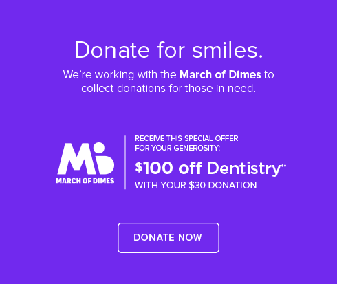 Henderson Modern Dentistry and Orthodontics - March of Dimes